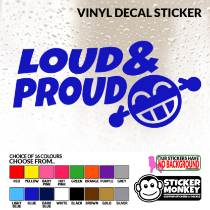 Hoodrat Decal Sticker Graphic